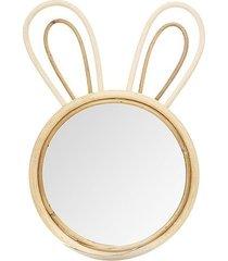 lustro dekoracyjne dla dzieci rabbit