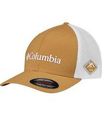 gorra amarillo pilsner columbia mesh ballcap