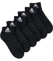 ankelstrumpor cushioned ankle socks 6-pack