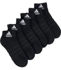 ankelstrumpor cushioned ankle socks 6-pack