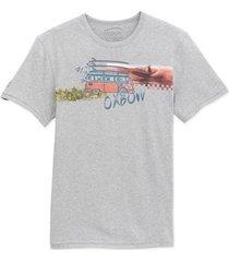 t-shirt korte mouw oxbow -