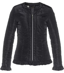 giacca trapuntata (nero) - bpc selection