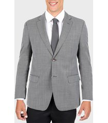 blazer fantasia gris arrow