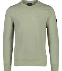 heren sweater groen cavallaro maricio