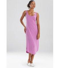 congo nightgown, women's, purple, size l, n natori