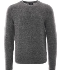 pullover diego sweater - gris chine h23966-pla