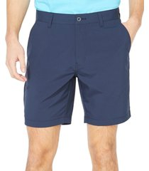 nautica men's navtech classic-fit performance golf shorts