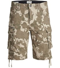 jack & jones men's chop akm 647 cargo shorts