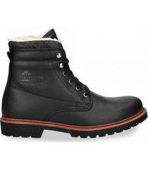 panama jack boots panama 03 aviator c2 napa grass negro black-schoenmaat 42
