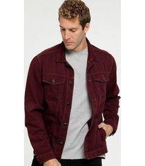 jaqueta masculina sarja bolsos