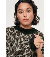 tröja nigari knit o-neck