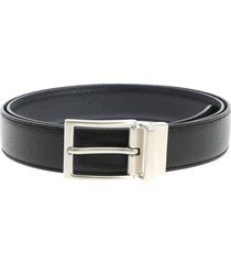 tods square buckle belt