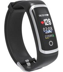 nueva pantalla color pulsera inteligente m4 monitorización del ritmo c