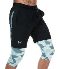 mens launch sw 2 in 1 shorts