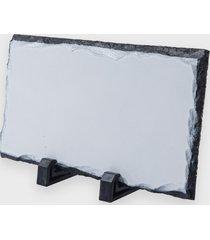 ramka na zdjęcia - kamienna 22x12 cm (bez nadruku, gładka)