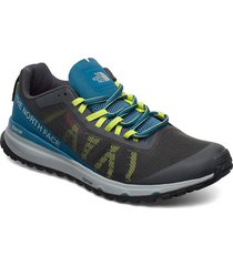 m ultra swift shoes sport shoes running shoes blå the north face