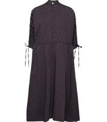 palace dress knälång klänning lila hope
