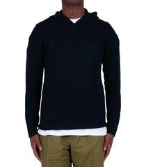 hoodie jumper - blue