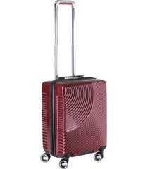 "solite savona lightweight 22"" hardside carry-on spinner"