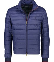 blauwe jas ralph lauren big & tall