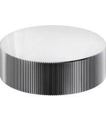 acionamento torneira para banheiro mesa recartilhado mix&match cromado - 00917106 - docol - docol