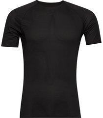 pro dry nanoweight ss m t-shirts short-sleeved svart craft