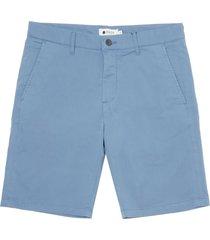 nn07 light blue crown shorts 1004-210