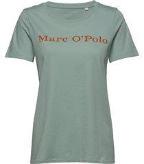 t-shirt short sleeve t-shirts & tops short-sleeved grön marc o'polo