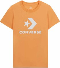 converse camiseta star chevron