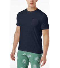 tommy hilfiger men's big & tall tommy crew neck tee