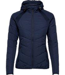 adv explore hybrid jacket w outerwear sport jackets blå craft