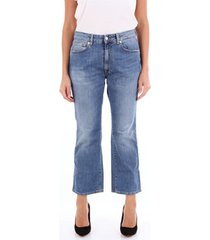 7/8 jeans grifoni ge24200593
