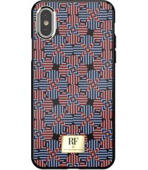 richmond & finch tommy stripes case for iphone x