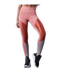calça legging colcci sculp rosa rosa