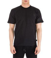 gcds short sleeve t-shirt crew neckline jumper