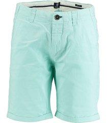 dstrezzed shorts dense twill 515086/521 bermuda groen