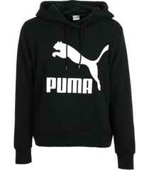 sweater puma classics logo hoody