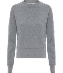 blusa moletom regular e-basics osklen - cinza