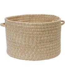 colonial mills tremont braided storage basket