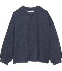honor sweatshirt in navy blue