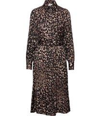 skyla dress jurk knielengte multi/patroon twist & tango