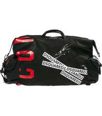 dsquared2 icon duffle bag