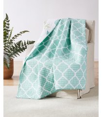 del rey quilted throw
