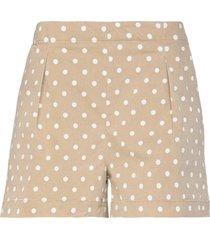 compañia fantastica denim shorts