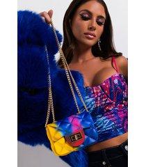 akira give us chic quilt purse