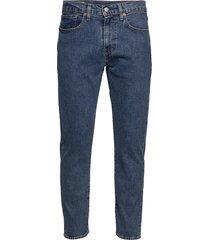 502 taper st wash stretch t2 jeans blå levi´s men