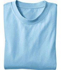 ecologisch t-shirt voor hem & haar, bleu m