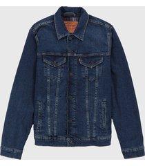 chaqueta azul levis 1374