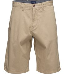 d1. relaxed twill shorts shorts chinos shorts beige gant