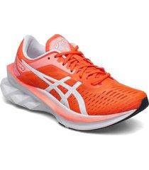 novablast tokyo shoes sport shoes running shoes orange asics